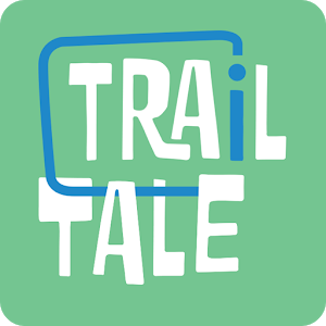 Logo for Trailtale app